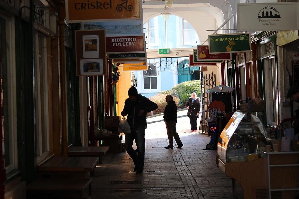 Bideford Pannier Market