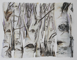 silver birch | the lost spells