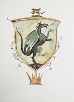 green dragon | robin hobb