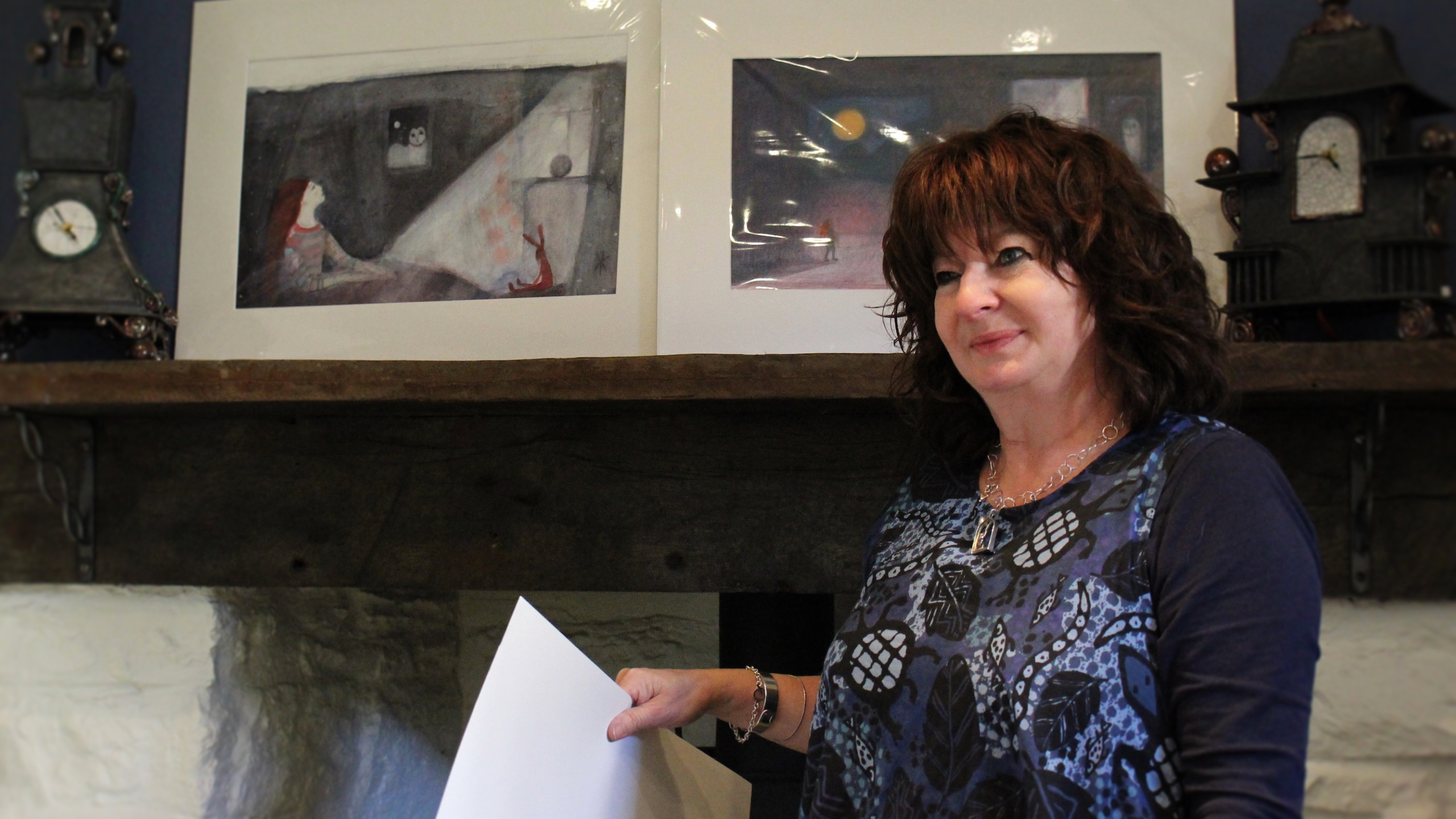 Catherine Hyde at Number Seven Dulverton