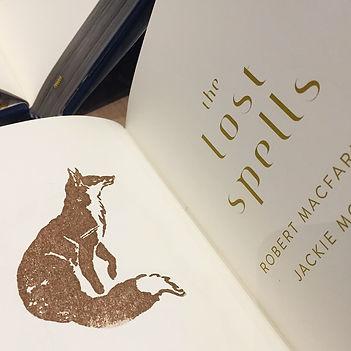 fox stamp lost spells numbersevendulvert
