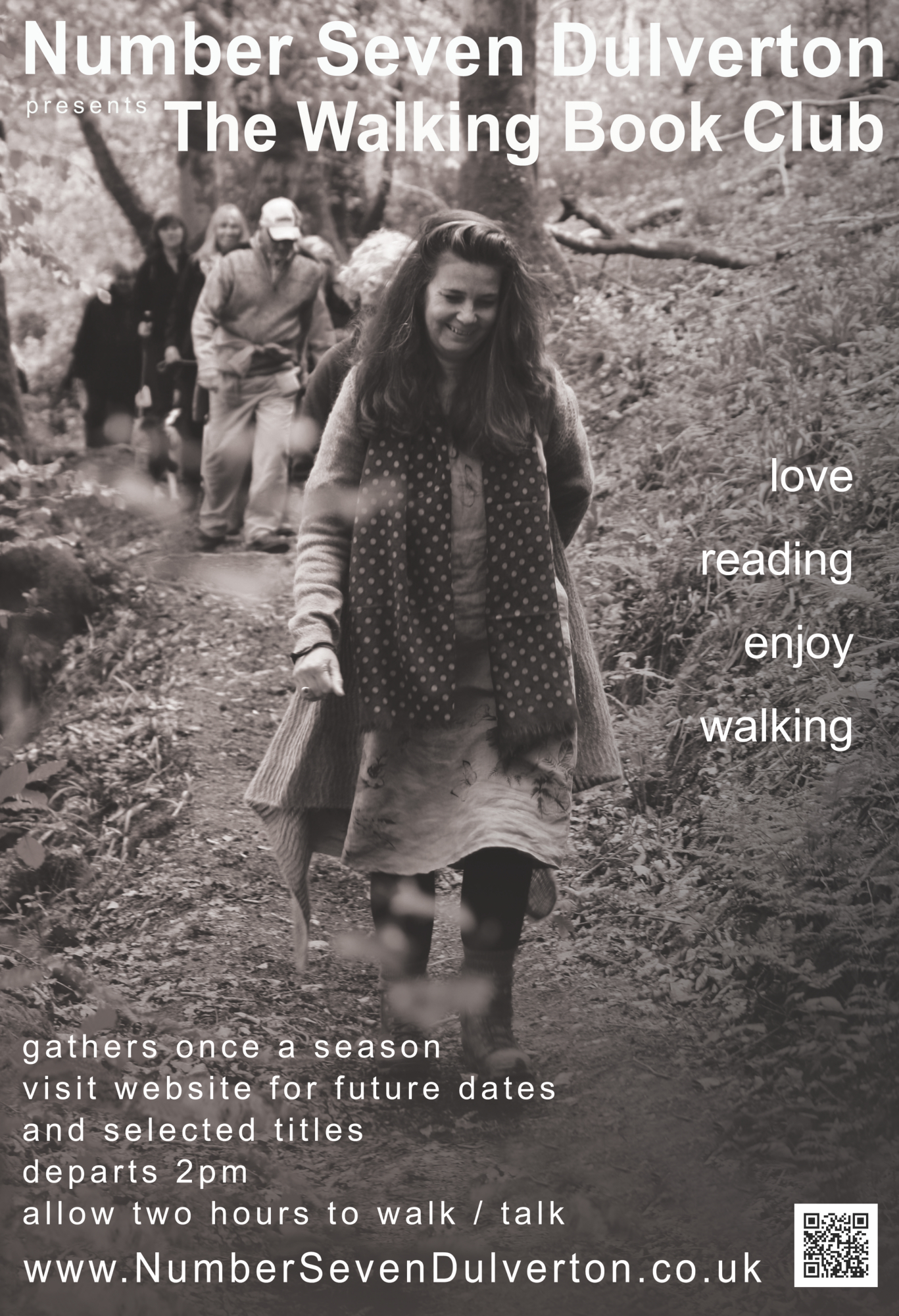 Walking Book Club Poster for web