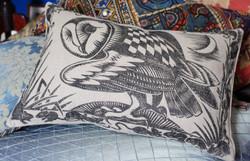 peaceable owl black numbersevendulverton