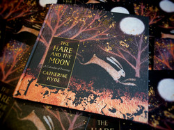 the hare and the moon CH numbersevendulv