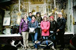 Christmas Walking Book Club