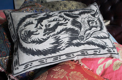 peaceable fox black numbersevendulverton