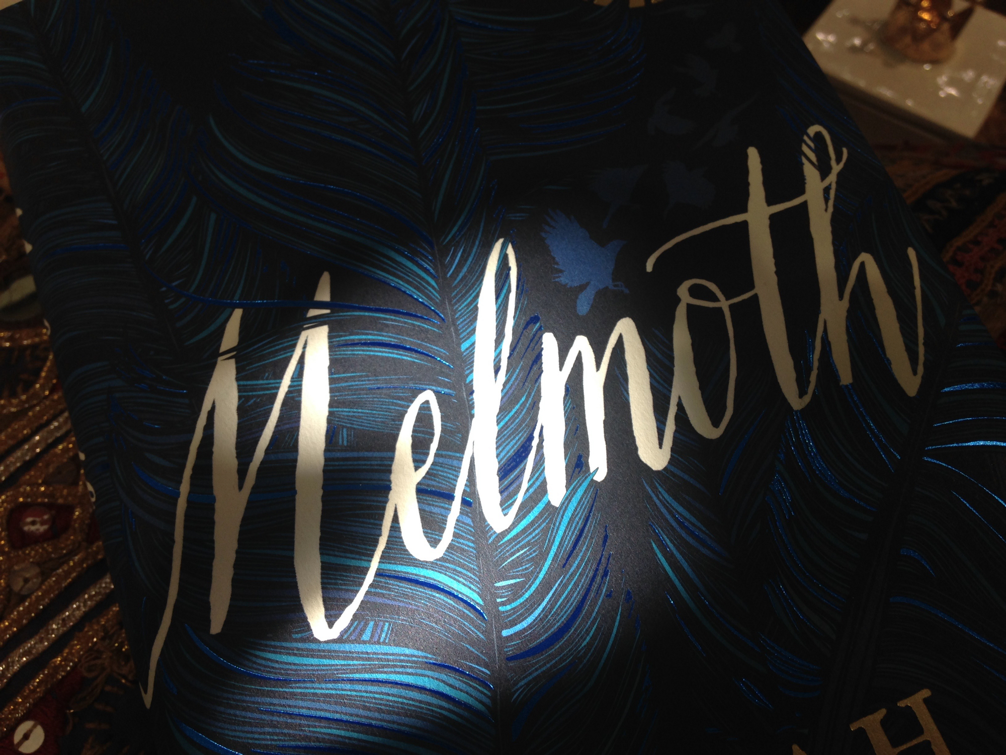 melmoth signed number seven dulverton