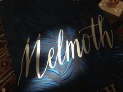melmoth signed number seven dulverton