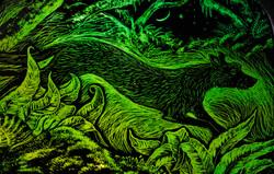 TA green lurcher sevenfables