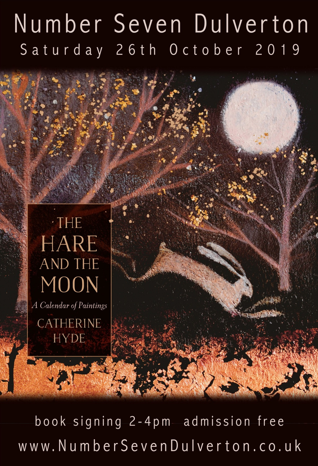 The Hare & the Moon