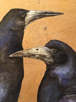 One Rook Right, Two Rooks Wrong (detail)