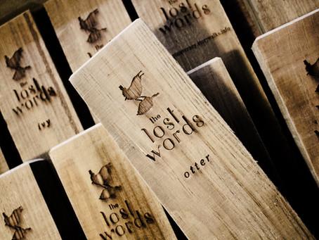 The Lost Words - Robert Macfarlane and Jackie Morris