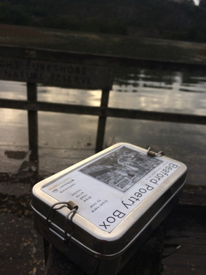Kynoches Foreshore Poetry Box