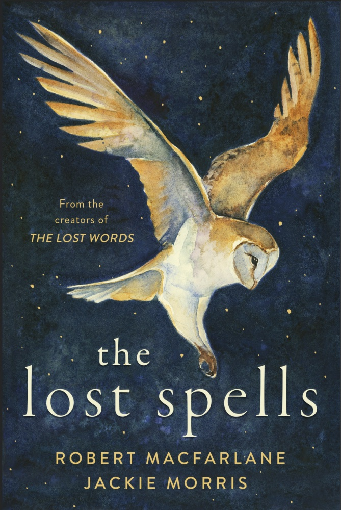 The Lost Spells cover websize