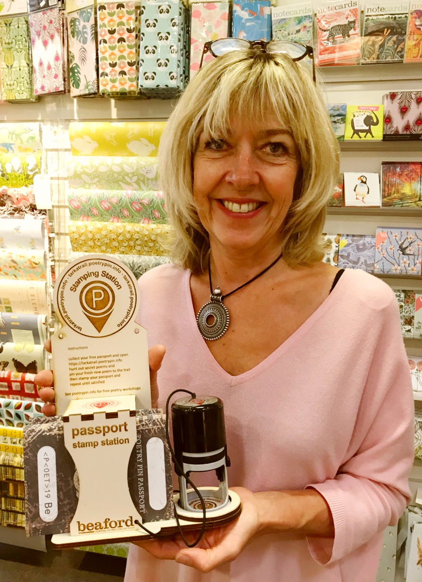 Lisa of The Burton Art Gallery – Bideford