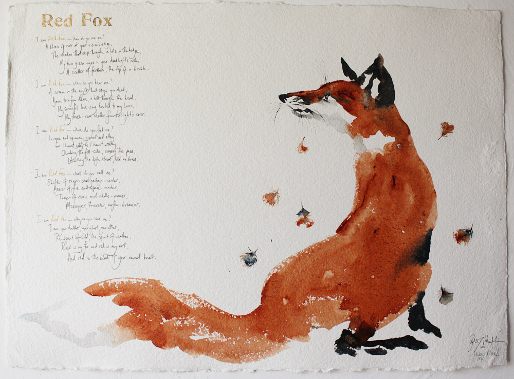 red fox | the lost spells