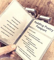 Peddling Poetry Passport