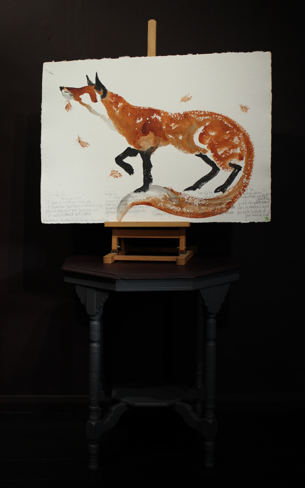 Red Fox | The Lost Words