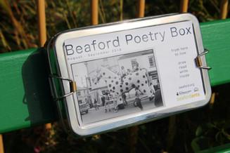 Poetry Box Instow