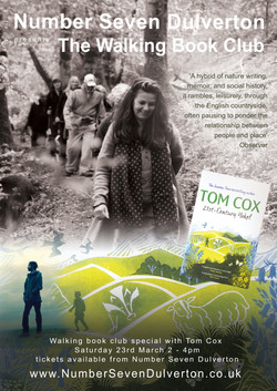 Walking Book Club with Tom Cox