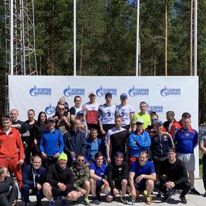 Поздравляем с победой Романа Якимова в эстафете по силовому экстриму!