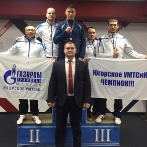 Групповые соревнования по гиревому спорту в зачет Спартакиады-2019 года