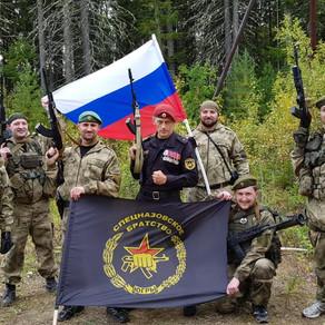 Квалификационные испытания бойцов спецназа