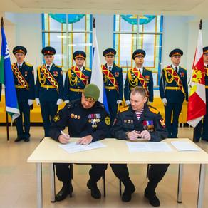 В Югре состоялись торжественные мероприятия, посвященные Дню войск национальной гвардии
