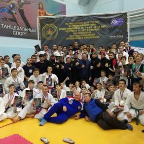 Межрегиональный турнир по рукопашному бою среди юношей 12-13, 14-15, 16-17 лет, мужчин 18 лет