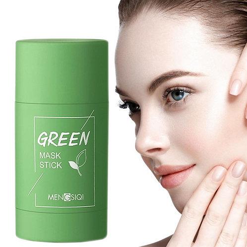 Máscara de Chá Verde Stick  Removedora de Cravos e Hidratante