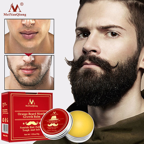 Creme Orgânico Hidratante para Cuidados com a Barba