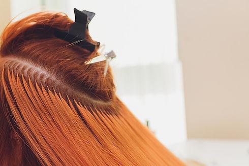 Great Lengths Keratin Fusion Hair Extensions