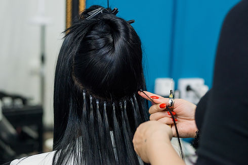 Micro beads / Micro link Extensions