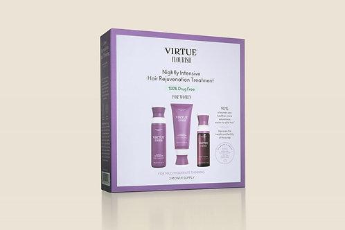 Hair Rejuvenation Treatment (DRUG-FREE) (Regimen 3 Month)
