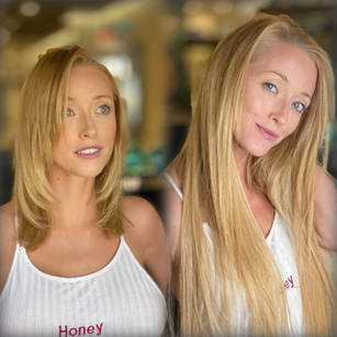 Great Lengths Keratin Fusion Extension