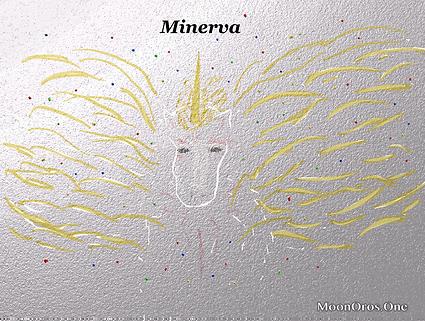 Minerva the Cosmic Unicorn