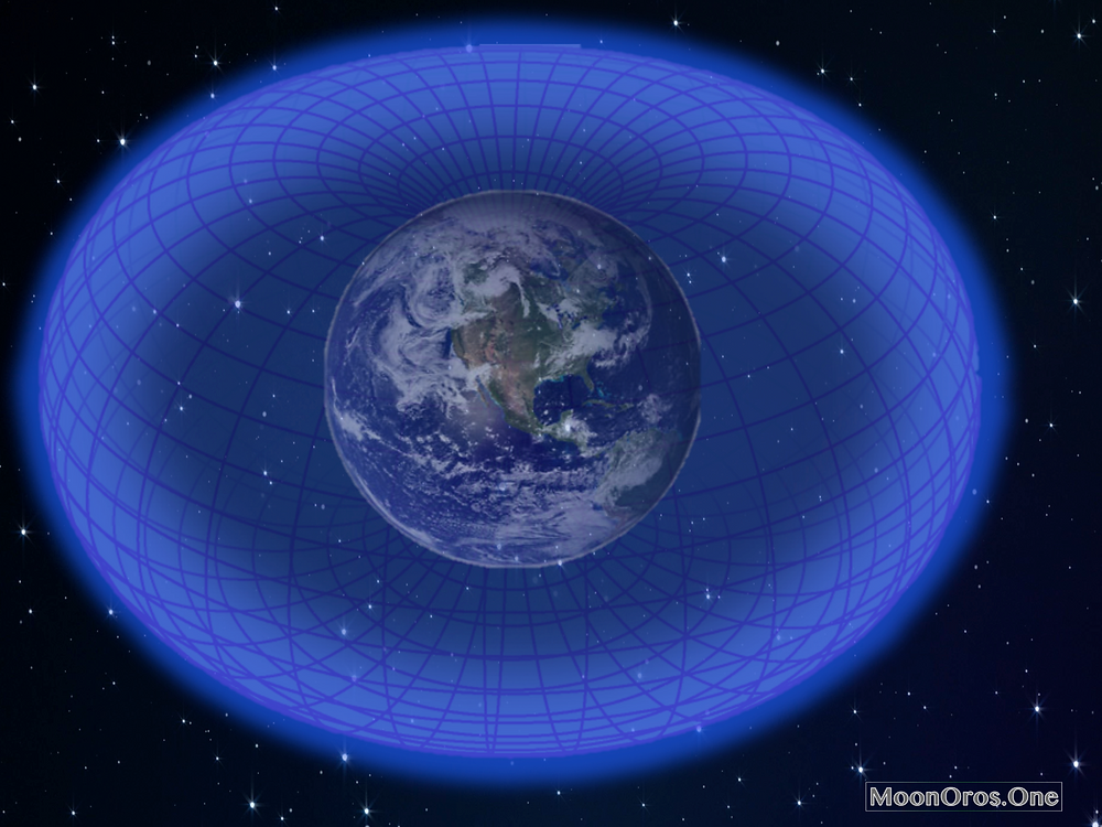 Toroidal Field of Consciousness enveloping the Earth