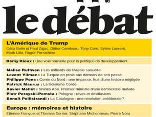 «La Troisième Corée», pour la revue Le Débat
