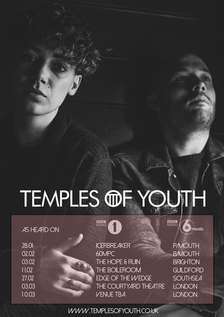 UK FEB/MARCH SHOWS