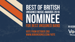Best British Unsigned Band?