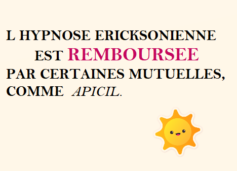 #hypnose, #mutuelle, #remboursement