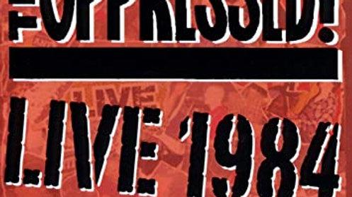 The Oppressed - Live 1984 Cd