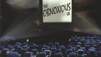 STP034 - The Obnoxious Uk - Horror Movie Matinee Cd.