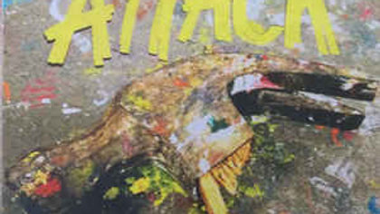 The Attack - On Condition Cd