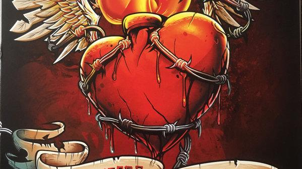 4 Past Midnight - Battle Scars & Broken Hearts Cd