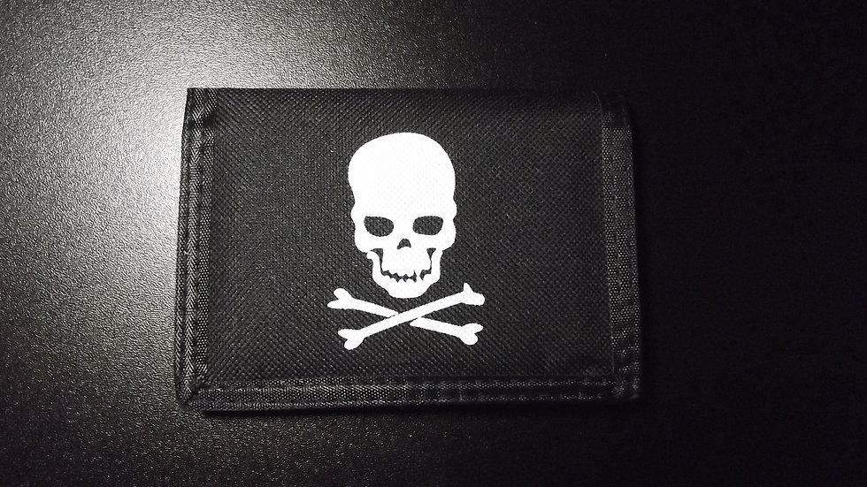 Skull & Crossbones Wallet