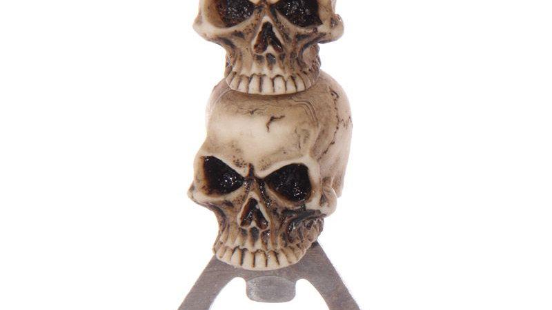 Skull Resin Bottle Opener   (b)