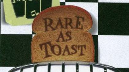 The Toasters - Rare As Toast Cd