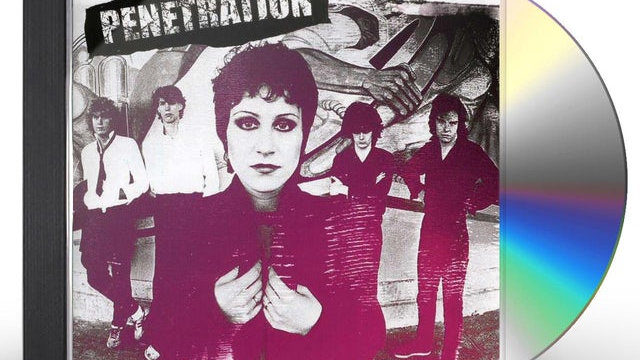 Penetration - The Best Of Cd
