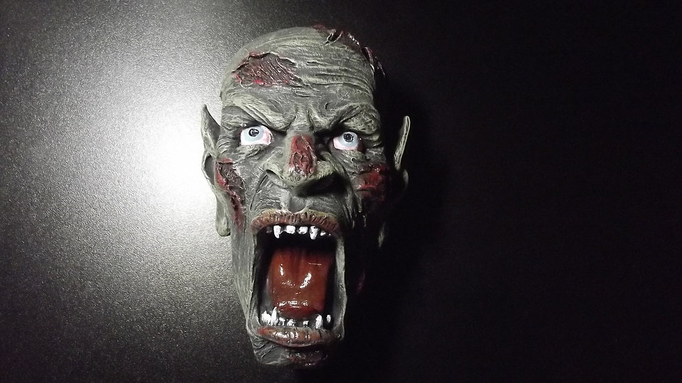 Resin Horror Trinket Casket   (c)